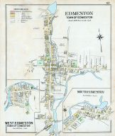 Edmeston Town 2, Otsego County 1903